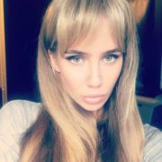 Charming model Sokolova Valeria