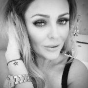 Charming singer and actress Yulia Nachalova
