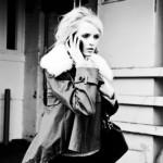 Daria Strokous popular model