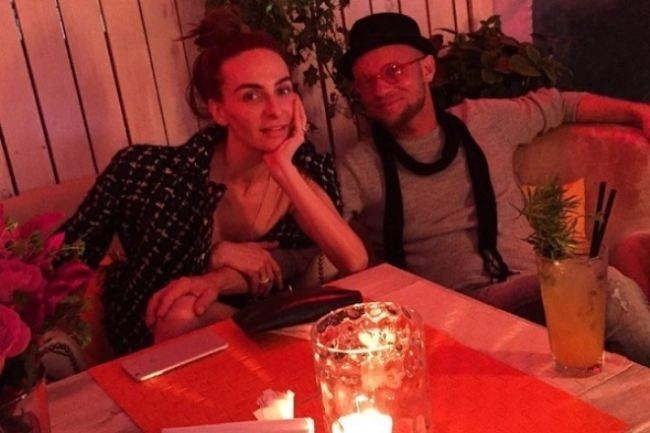 Dmitry Khrustalev and Ekaterina Varnava