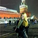 lena kuletskaya russian model