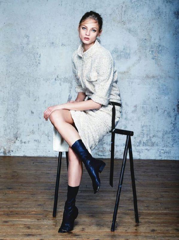 Fabulous model Anya Selezneva