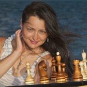 Fantastic Alexandra Kosteniuk