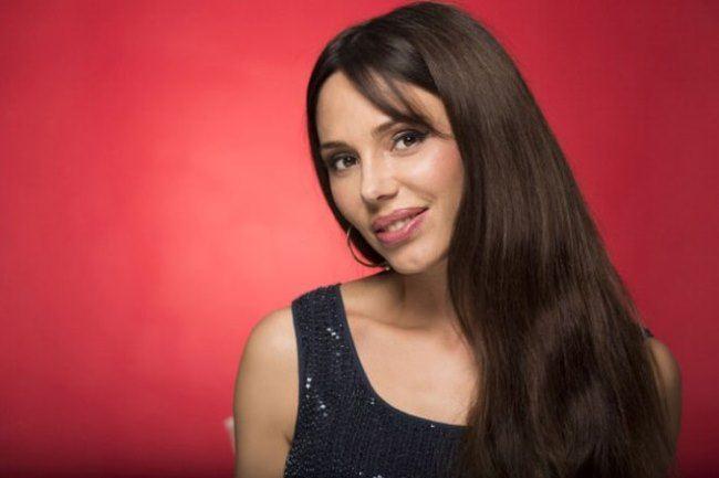 Fantastic Oxana Grigorieva