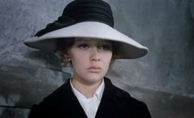 Fantastic actress Lyudmila Savelyeva