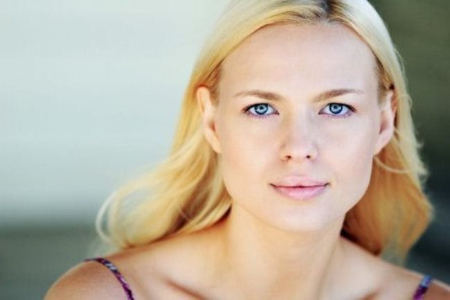 Fantastic actress and model Voronina Irina