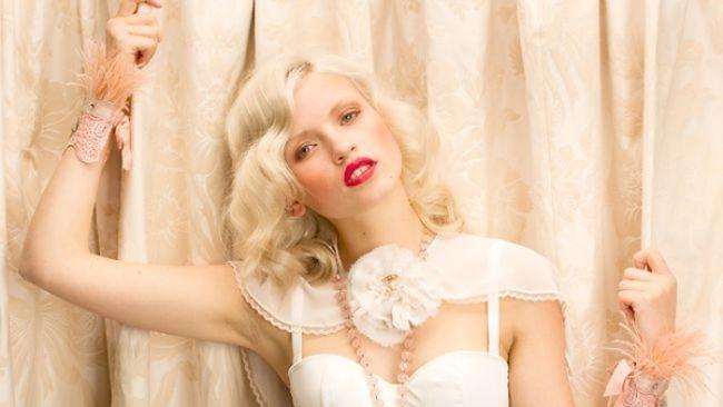 Fantastic model Anja Konstantinova