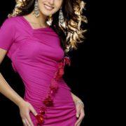 Fashionable Natalia Glebova