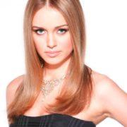 Glamorous Xenia Sukhinova