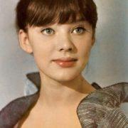 Gorgeous actress Lyudmila Savelyeva