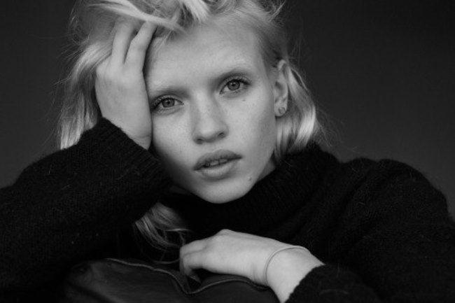 Gorgeous model Anja Konstantinova