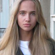 Gorgeous model Sokolova Valeria