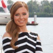 Gorgeous singer Julia Savicheva