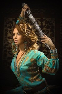 Zhanna Friske beautiful singer