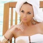 Zhanna Friske popular singer