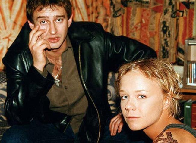 Konstantin Khabensky and Elena Perova