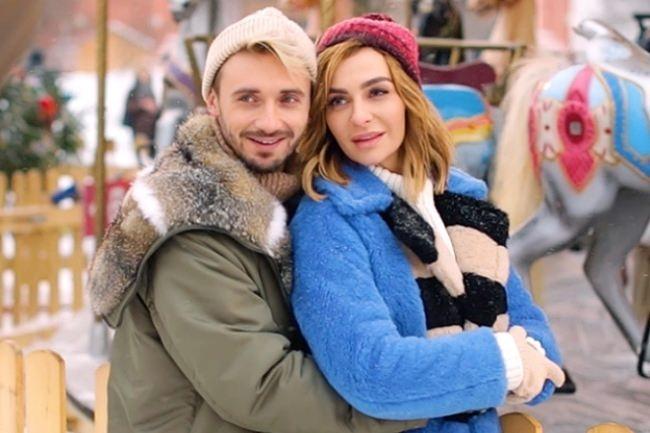 Konstantin Myakinkov and Ekaterina Varnava