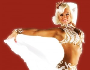 rihanoff kristina beautiful dancer