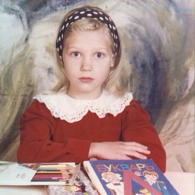 Little Kristina Asmus