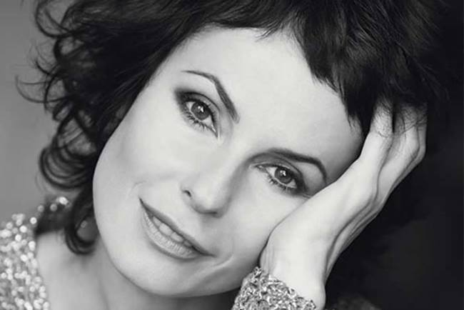 Lovely actress Apeksimova Irina