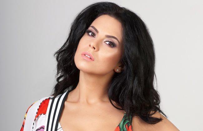 Lovely singer Nastya Kamenskikh