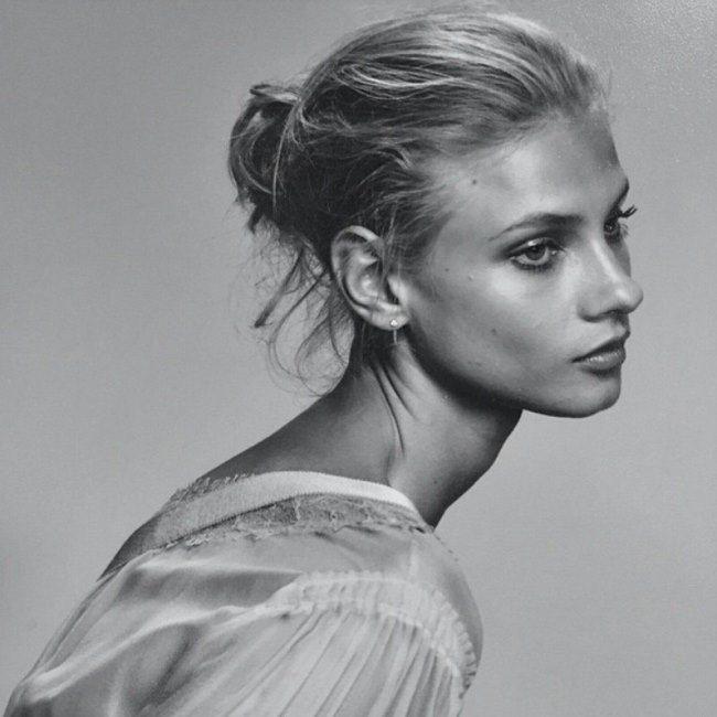 Magic model Anya Selezneva