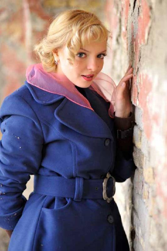 Magnificent actress Orlova Marina
