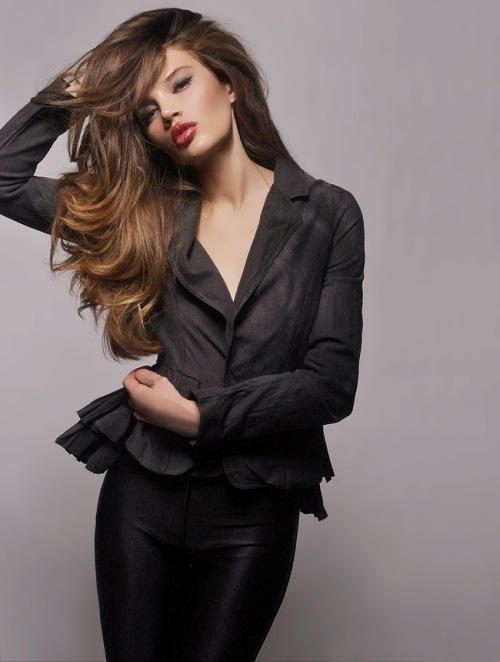 galkina nata american model