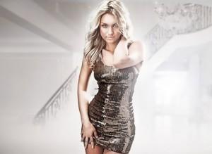 beautiful blonde lozova