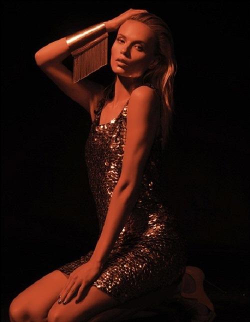Natasha Poly supermodel