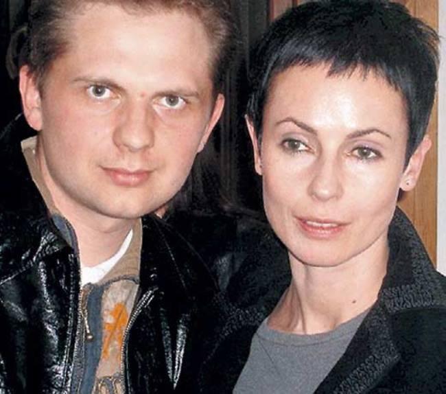 Oleg Kotelnikov and Irina Apeksimova