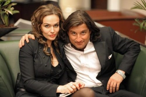 Otar Kushanashvili and Alena Vodonaeva