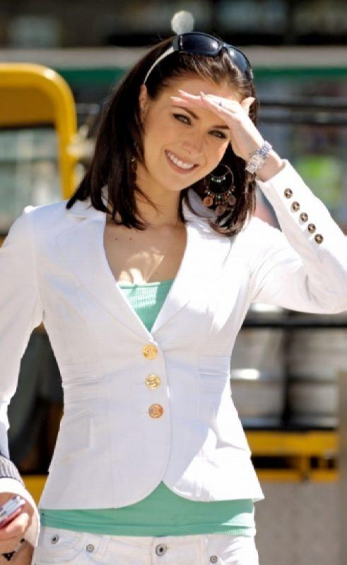 Pretty Natalia Glebova