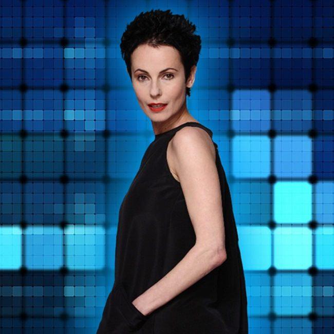 Pretty actress Apeksimova Irina