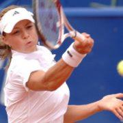 Pretty tennis player Kirilenko Maria