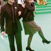 Ruslan Tatyanin and Svetlana Svetlichnaya