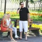 Savelieva, Safonov and his daughter