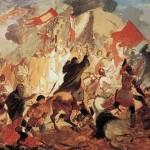 Siege of Pskov Bryullov