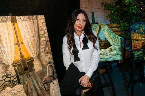 Stunning Bochkareva Natalia