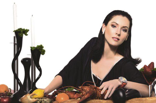 Stunning Natalia Glebova