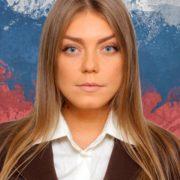 Stunning Oksana Pochepa