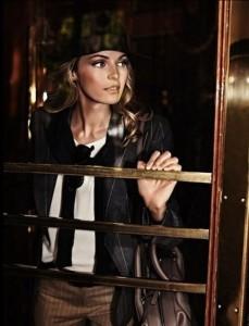 Valentina Zelyaeva Russian model