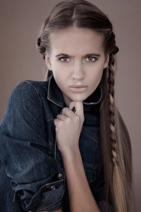 sokolova valeria fashion model