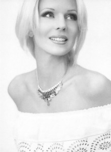 N. Vetlitskaya beautiful Russian singer