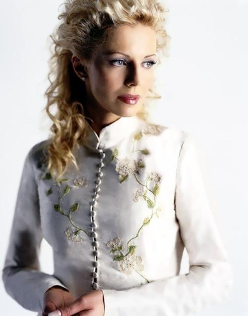 N. Vetlitskaya Russian singer