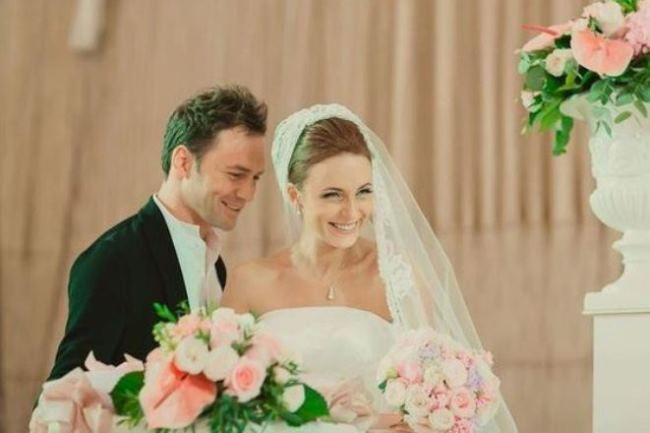 Wedding of Anna Snatkina and Victor Vasiliev
