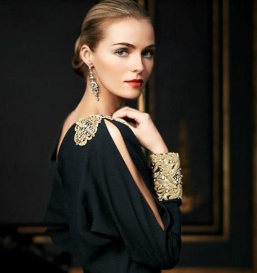 Valentina Zelyaeva successful model