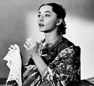 Vertinskaya Anastasia Soviet actress