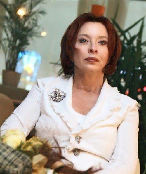 A. Vertinskaya famous actress
