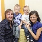 anna azarova family
